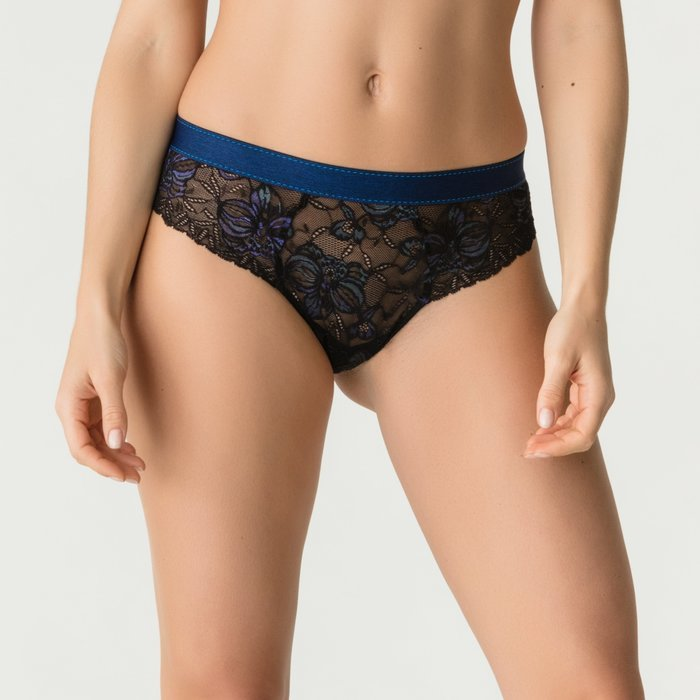 PrimaDonna Twist French kiss String (Zwart) detail 1.1