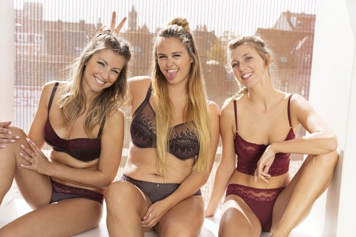 Webshop lingerie online beha marie jo primadonna grote maten advies Lendelede West-Vlaanderen België