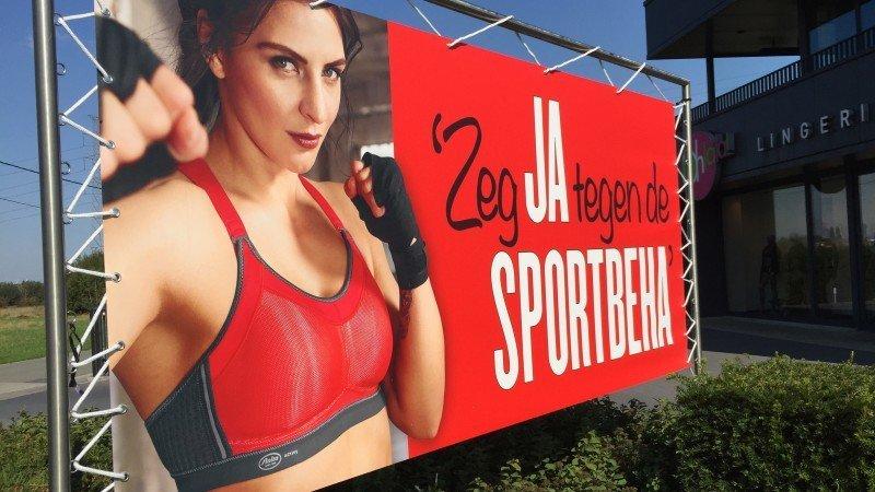 September Maand Van De Sportbeha 10 - Nieuws - Lingerie Ohlala