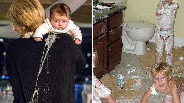 Planer på att skaffa barn? Ta en titt på dessa 16 bilder först …