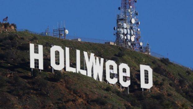 Hollyweed och 8 ytterligare gånger som Hollywood-skylten har ändrats