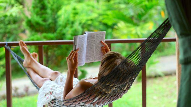 5 skäl till att börja läsa böcker