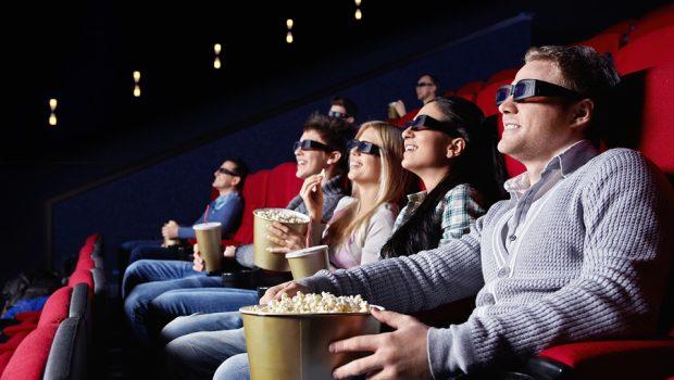 7 anledningar till att se film på biograf. För visst är film bättre på bio, eller?