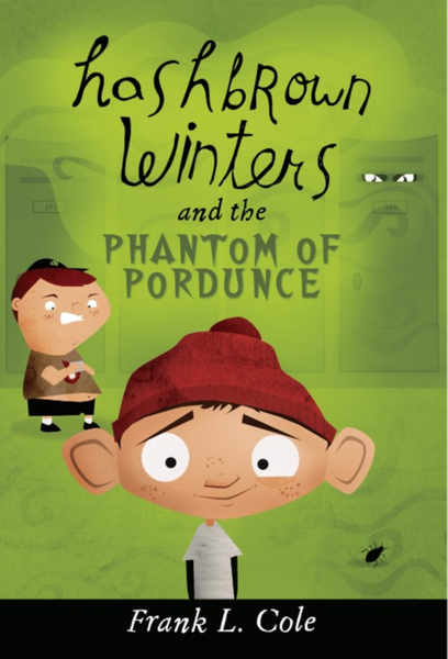 Hashbrown Winters and the Phantom of Pordunce - Book 3