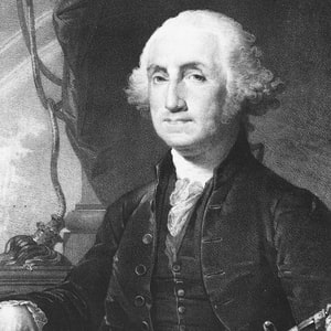 Profile Picture of George Washington in Farewell Address