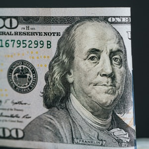 Profile Picture of Benjamin Franklin in Plan for Attaining Moral Perfection