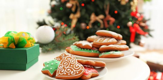 Christmas cookies around the world