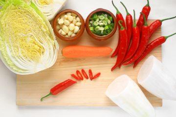 the science of fermentation kimchi recipe little passports