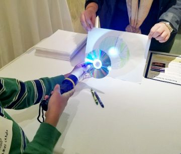Science Expeditions Child Experiment