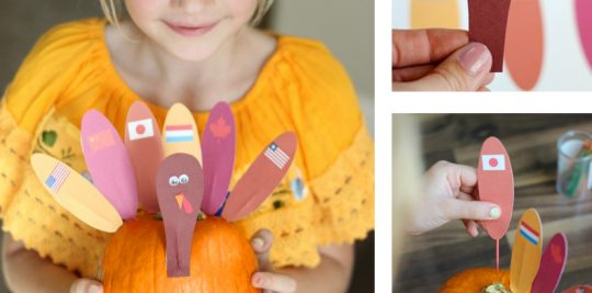 Thanksgiving Pumpkin Craft_01