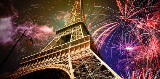 NYE in Paris