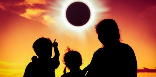 Solar Eclipse view