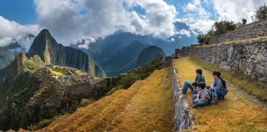 Taking your family to Peru