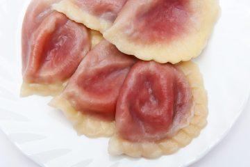 Ukrainian Varenyky Strawberry Dumplings Recipe