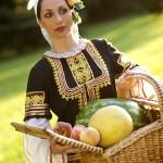 Bulgarian lady