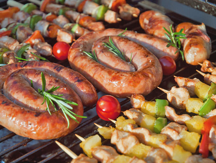 one favorite holiday tradition is a braai or barbeque which is an important south african social custom while there are a variety of foods meats are the - African Christmas
