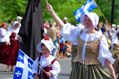 The Fête Nationale du Québec