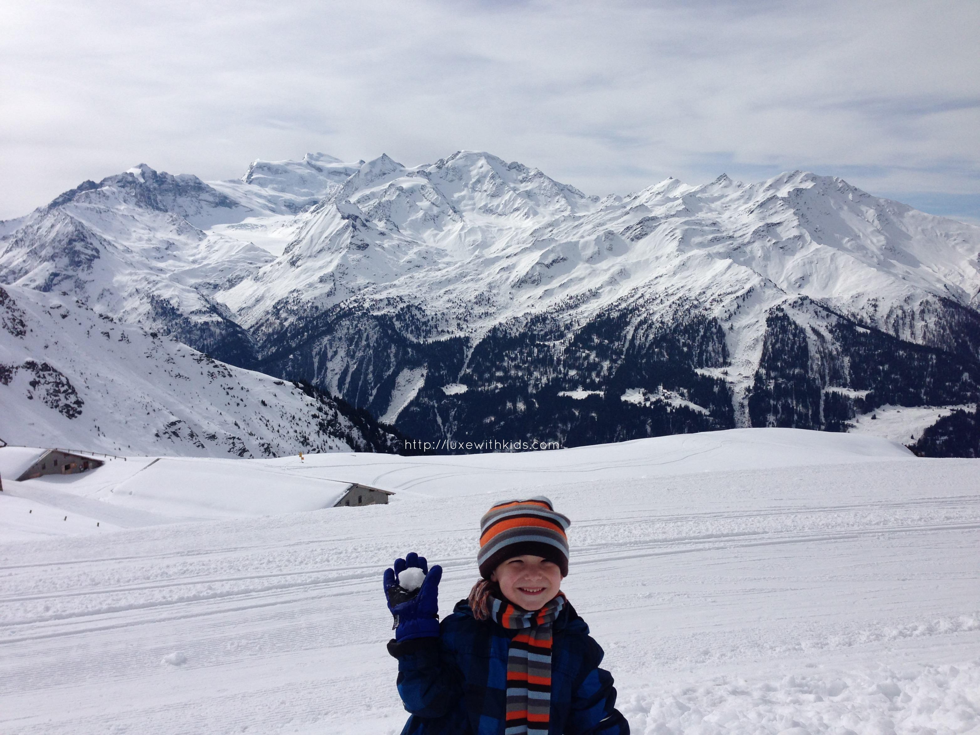 Bennett Alps