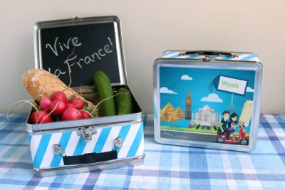 France bento box