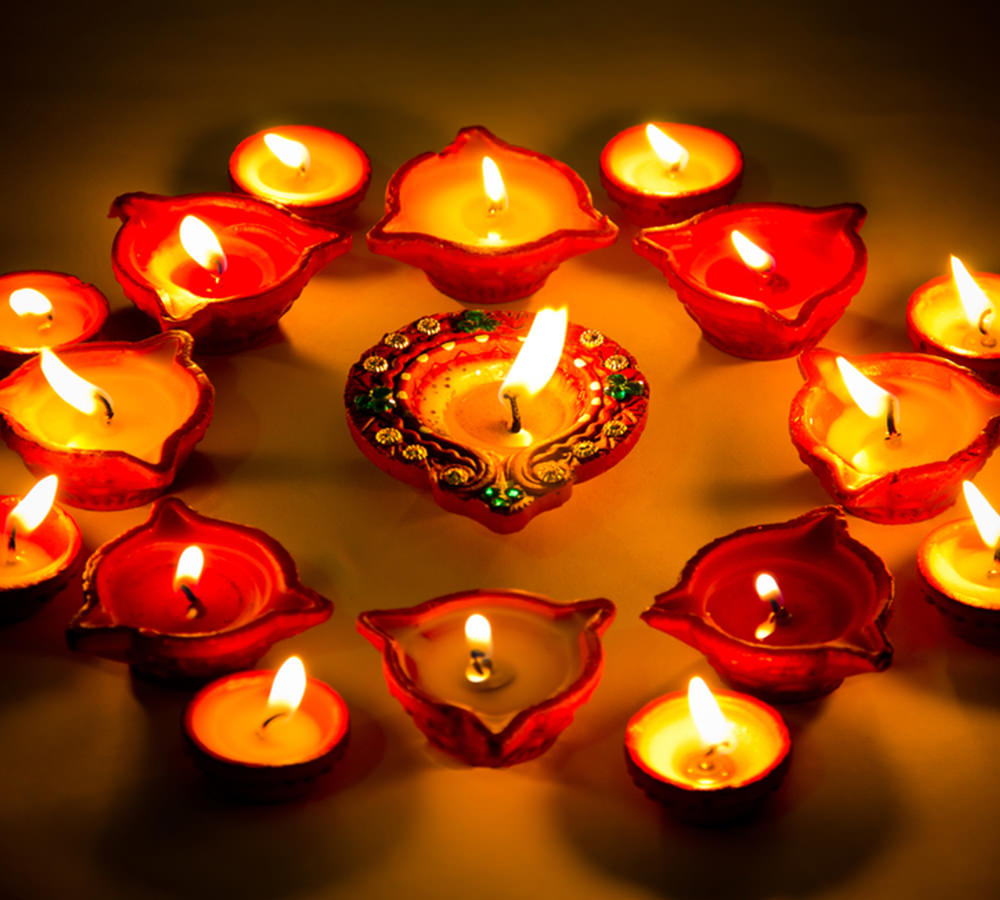 Diwali Wallpaper: Make Your Own Diya For Diwali