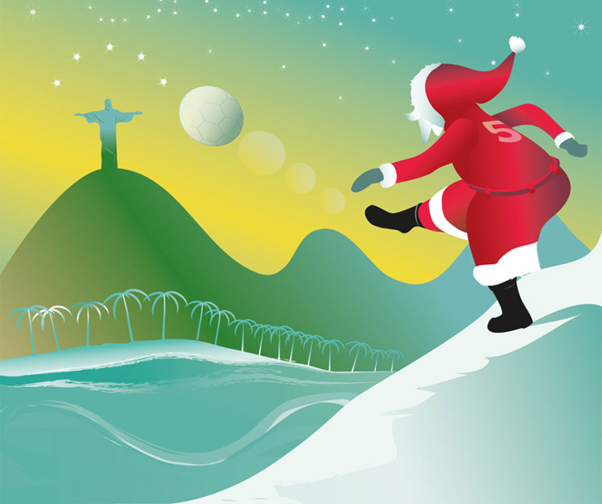 Christmas In Brazil.Christmas Traditions In Brazil Little Passports