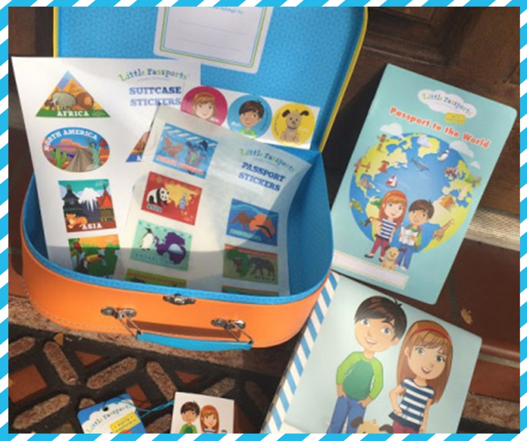 Review for Early Explorers Photo Sticker Contents