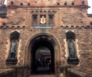 Little Passports Blog 4 European Cities Edinburgh Castle