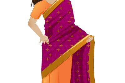 Traditional South Asian Clothing: Sari