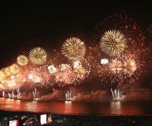 Little Passports Blog New Year's Eve Around the World Brazil Fireworks