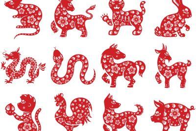 Zodiac animals