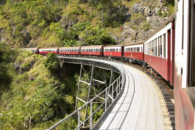 Scenic Railway, Australia