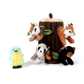 Plush Treehouse with Friends Image