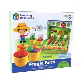 Veggie Farm Sorting Set Image