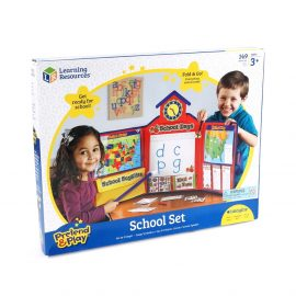 Pretend & Play School Set  Image