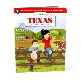Texas Activity Booklet Image