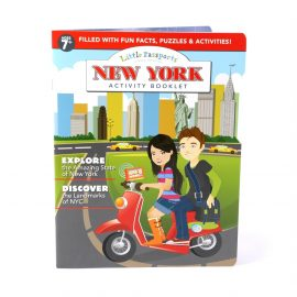 New York Activity Booklet Image