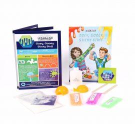 STEM Ooey-Gooey Sticky Stuff Kit Image