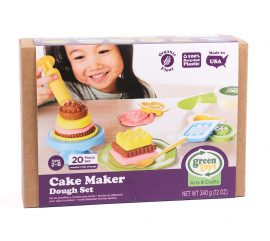 Cake Maker Dough Set Image