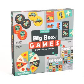 Transportation Big Box of Games Image