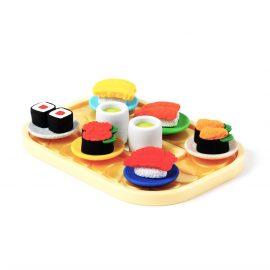 Sushi Eraser Set Image