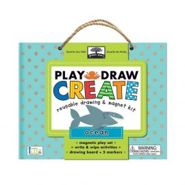 Ocean Play, Draw, Create Kit Image