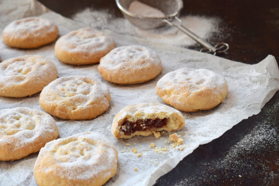 bake kahk cookies with this recipe from the Little Passports blog