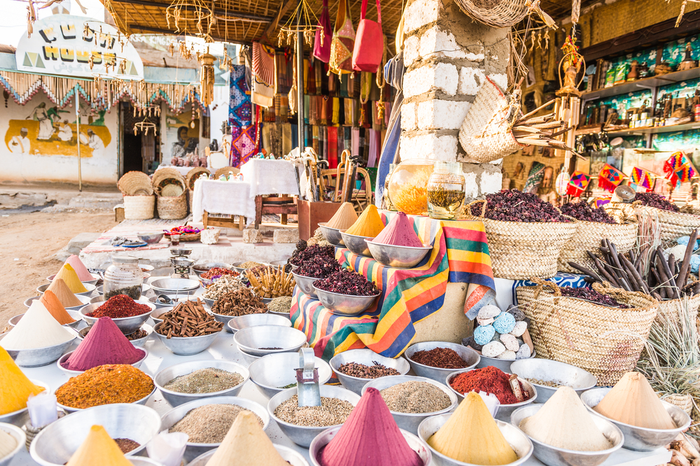 Khan el-Khalili bazaar in Egypt - Little Passports photo gallery