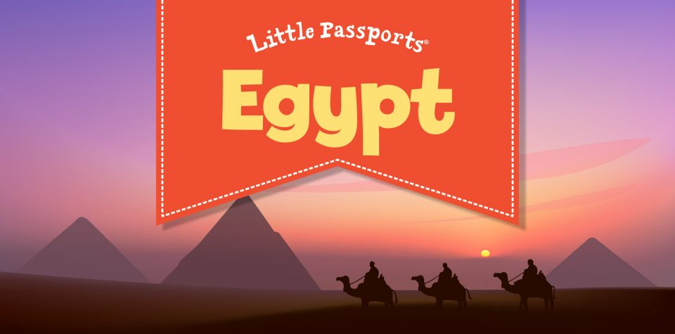 Egypt Activities for Kids