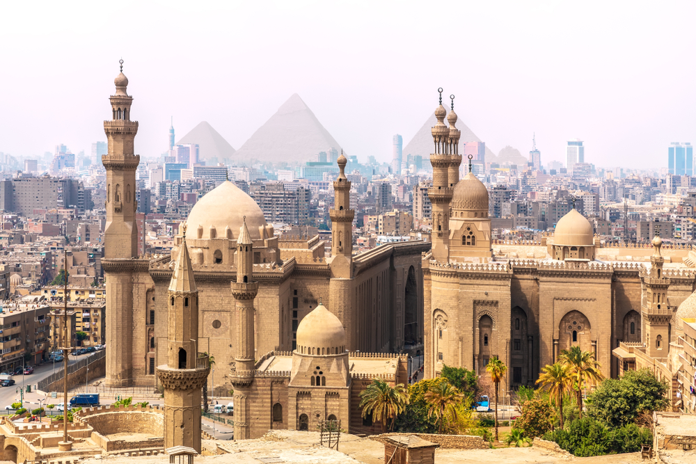 Egypt's capital city of Cairo - Little Passports photo gallery