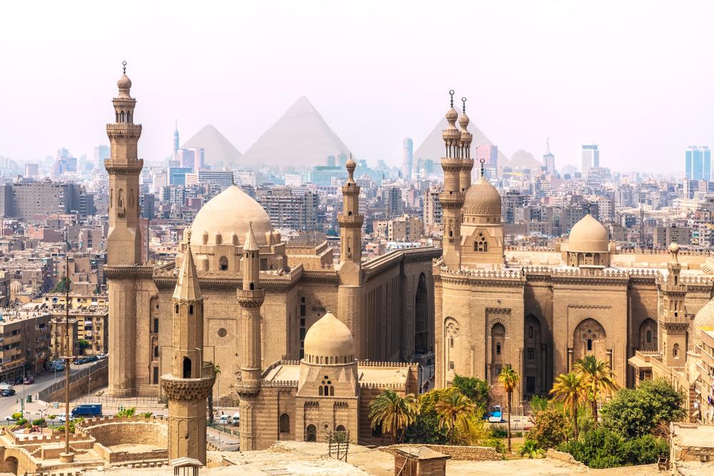 Egypt's capital city of Cairo - Little Passports photo gallery
