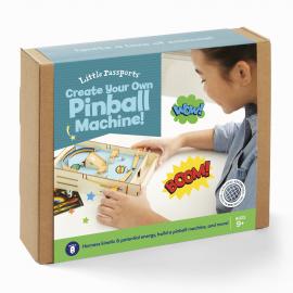 Create Your Own Pinball Machine Image