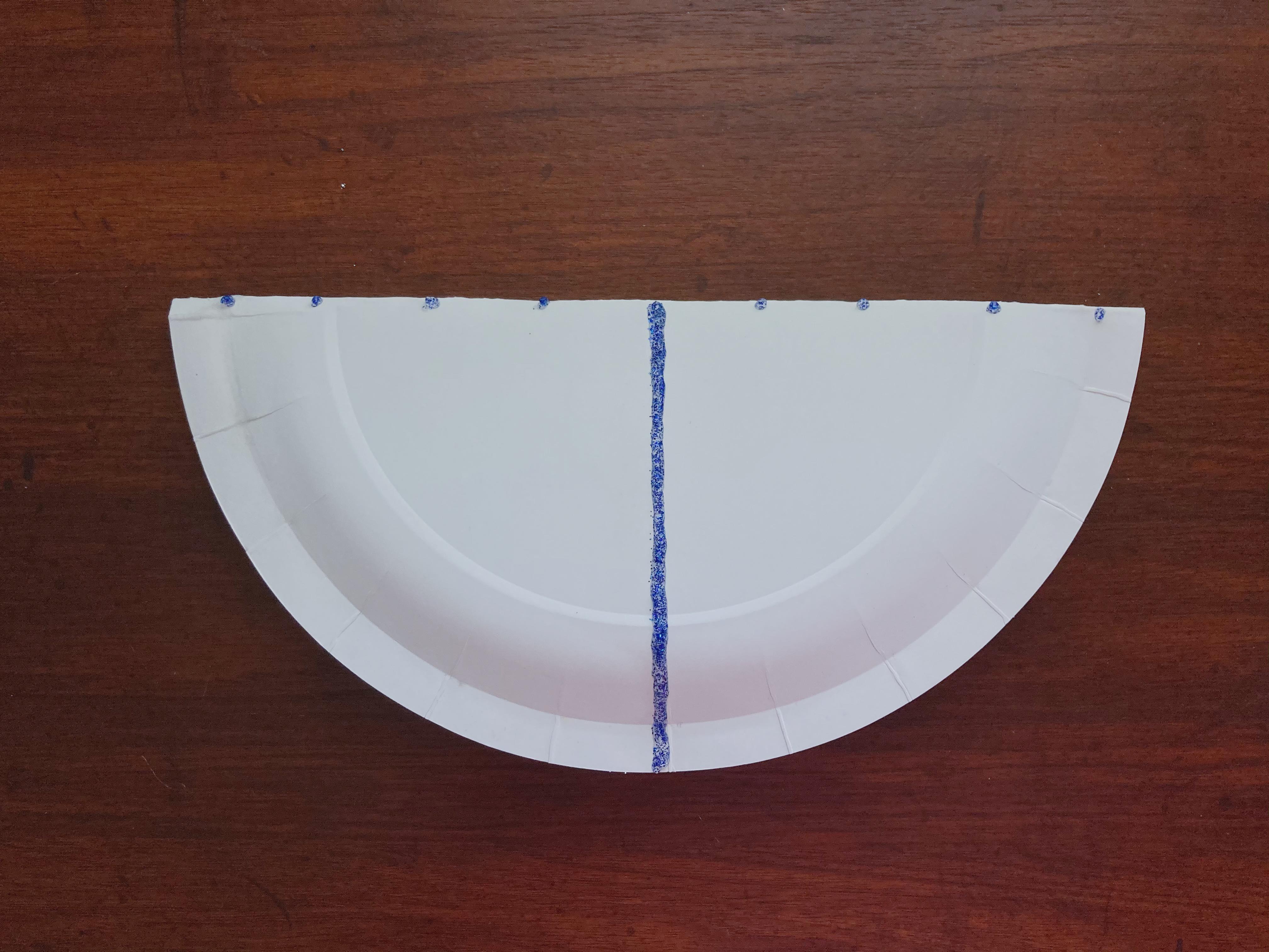 DIY menorah craft from Little Passports step 3