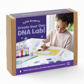 Create Your Own DNA Lab Image
