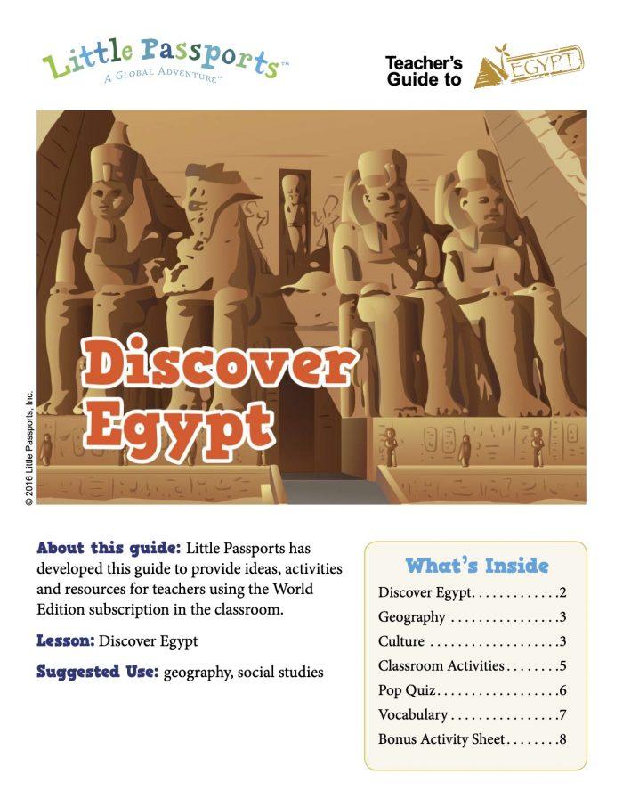 Egypt-Teacher-Guide